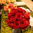 Lush Red Rose Bouquet
