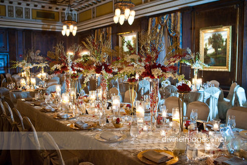 the royal table