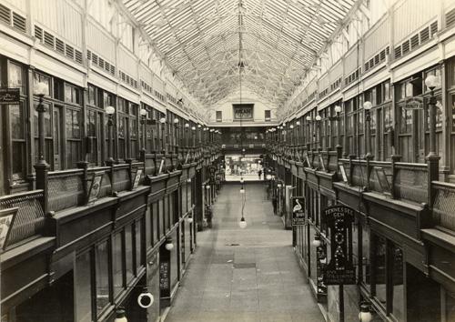 Historic arcade pic