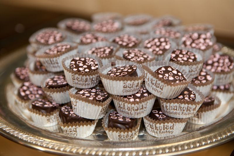 Schakolad chocolates