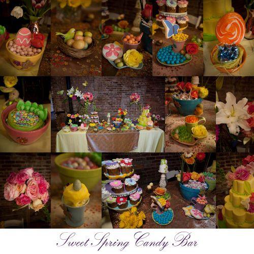 Spring CandyBar