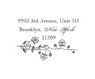 Branch Stamp